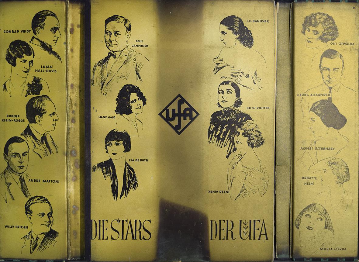 Ufa Campaign Book: The Pinnacle of German Cinema by Laura Dennis
